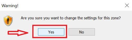 Bước 5 nhấn Apply và chọn Ok