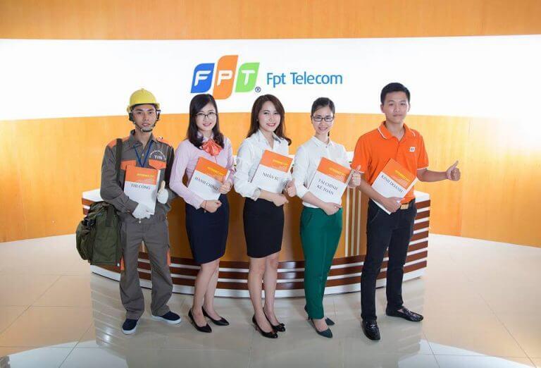Công ty viễn thông FPT Telecom